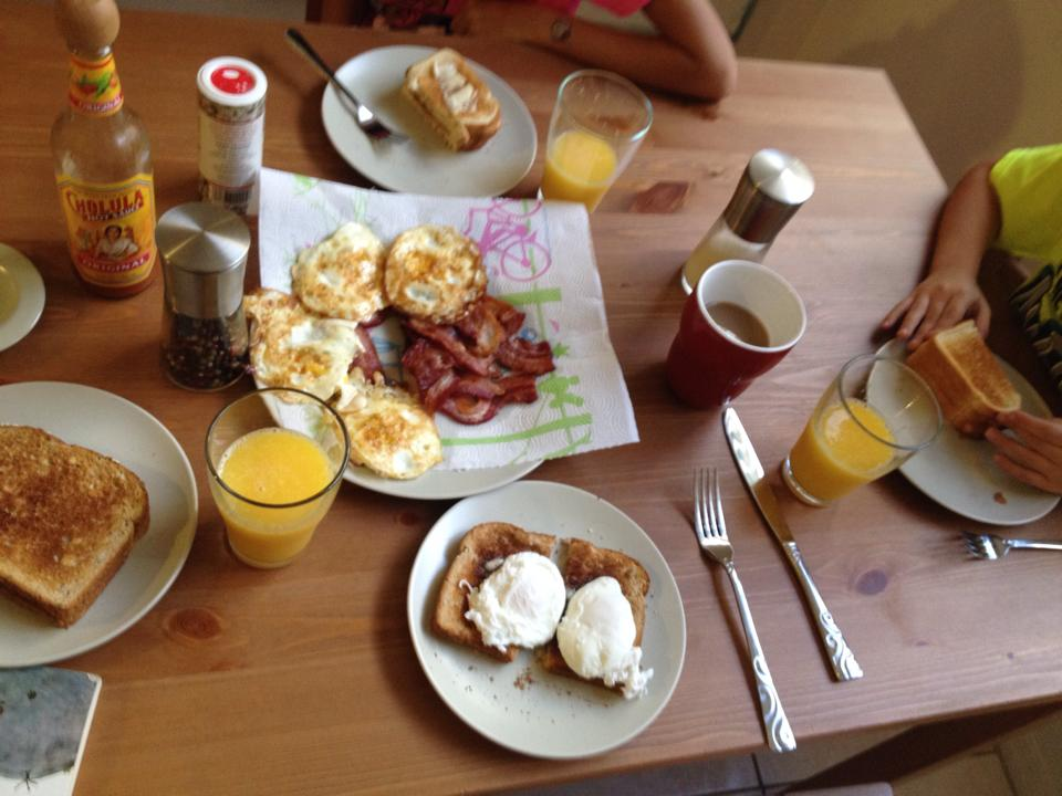 best poached eggs